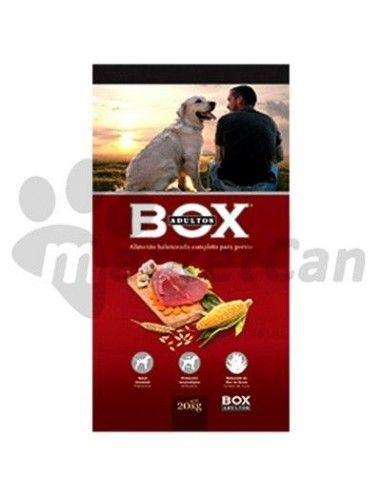 Box Adultos 20kg